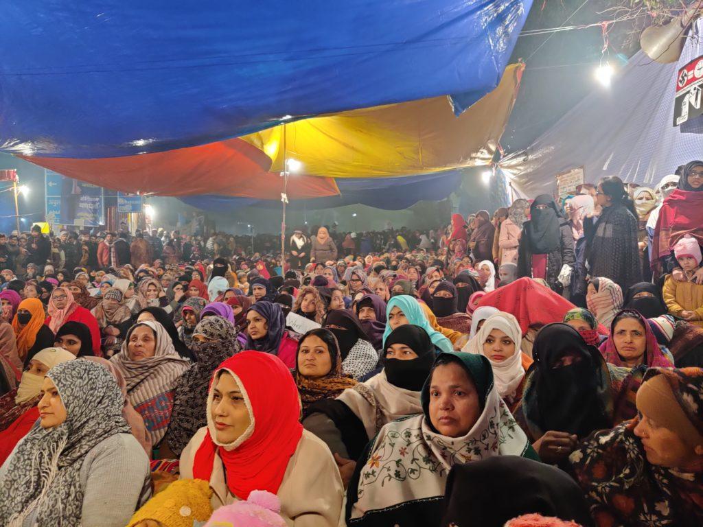 Shaheen Bagh CAA